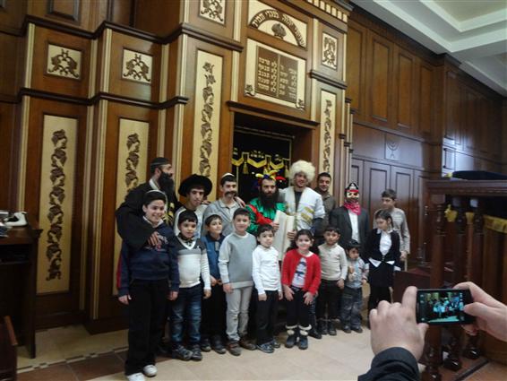 дербент синагога фото мае