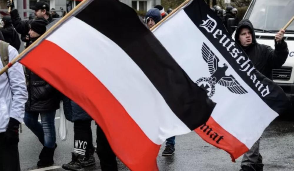 В Германии неонацисты объединяются против Израиля с сирийскими и ливанскими исламистами
