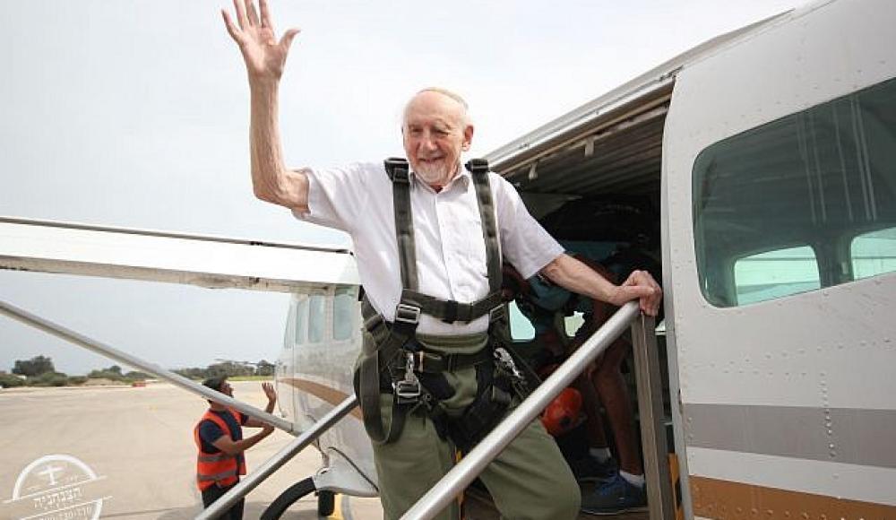 97-летний израильтянин признан старейшим действующим журналистом