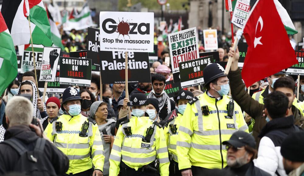Пропалестински настроенные ученики лондонской школы устроили травлю учителей-евреев