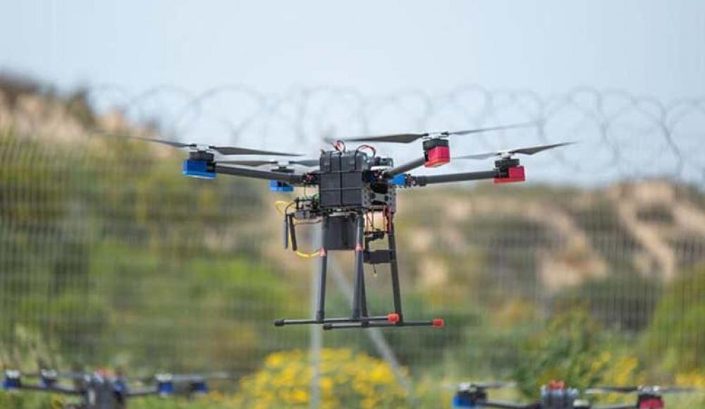 Израиль первым в мире применил «умный» рой боевых беспилотников