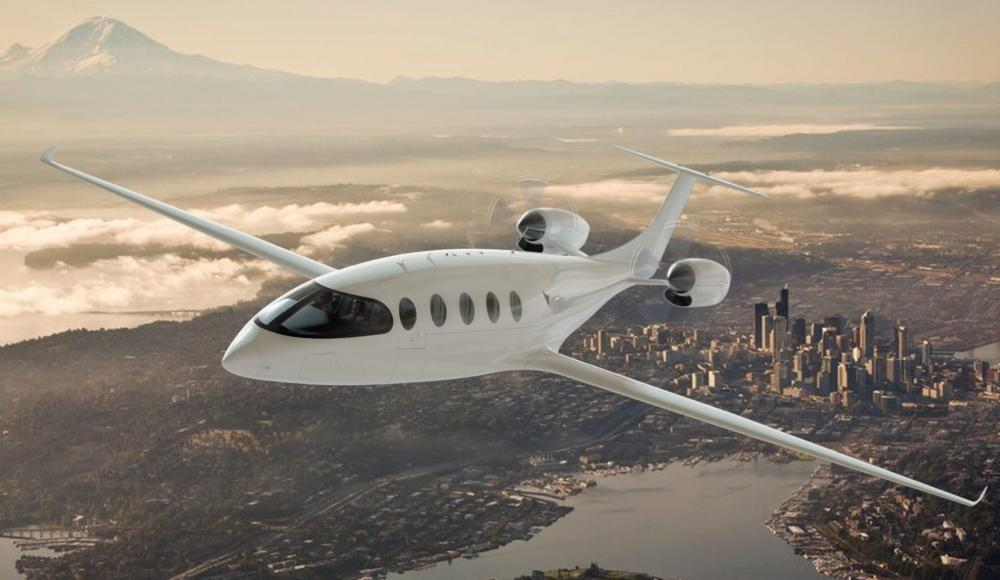 Израильская компания Eviation представила серийный электрический самолет