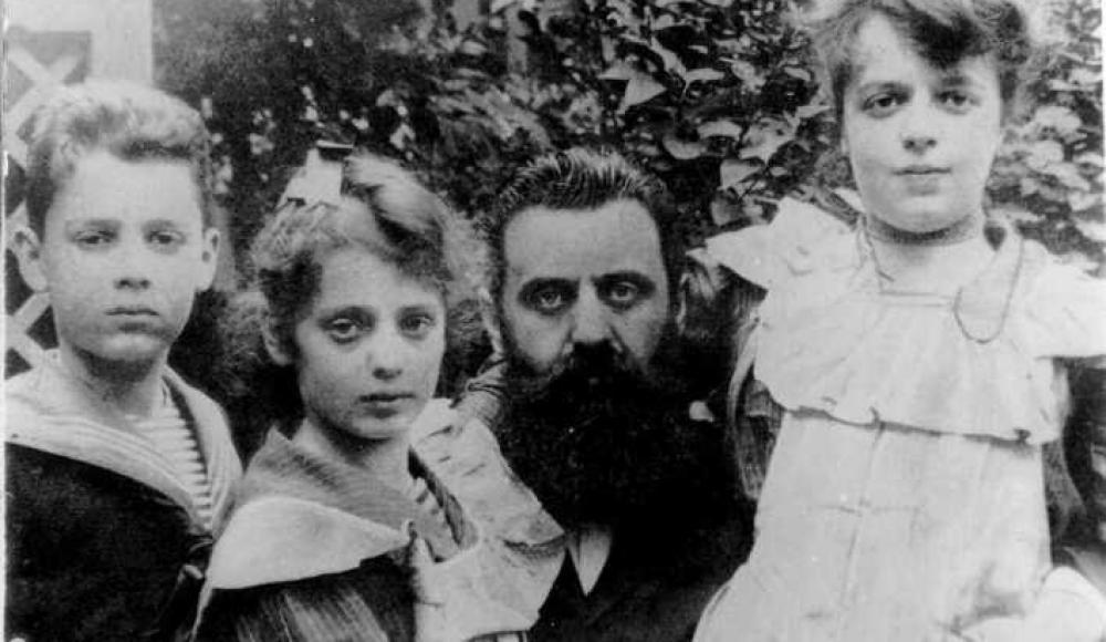 Семейная трагедия Теодора Герцля