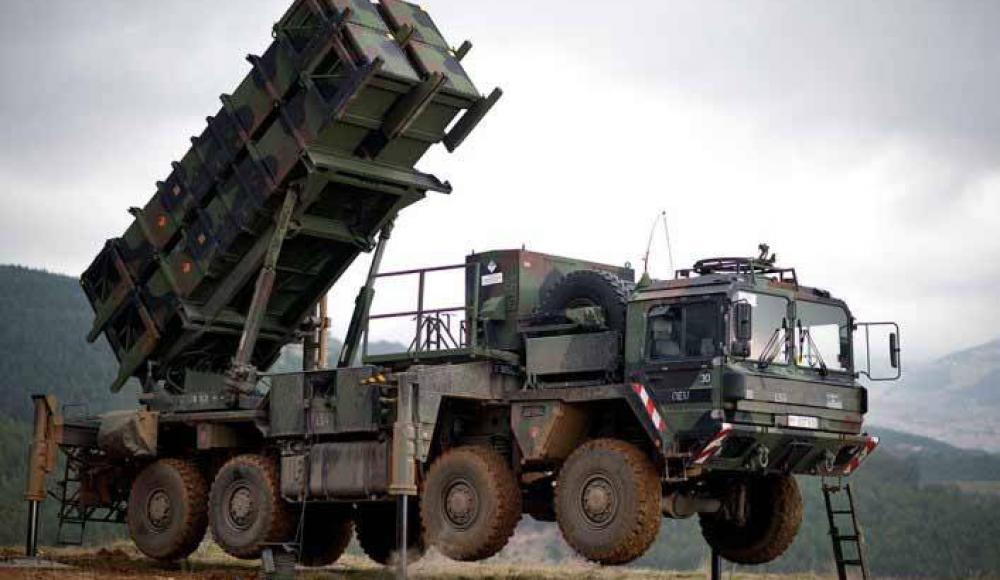 Американский ЗРК Patriot получит доработанную ракету израильской «Пращи Давида»