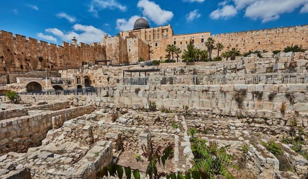 В иерусалимском Городе Давида нашли клад времен царя Соломона