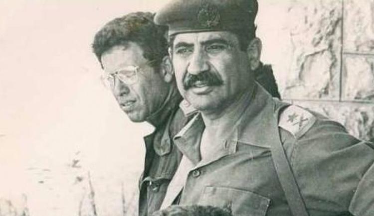 Йекутиэль Адам – генерал-майор Армии обороны Израиля