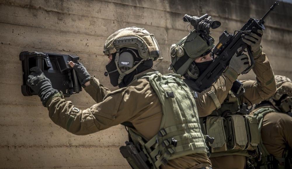 Израиль представит на военной выставке в Париже гаджет, видящий сквозь стены