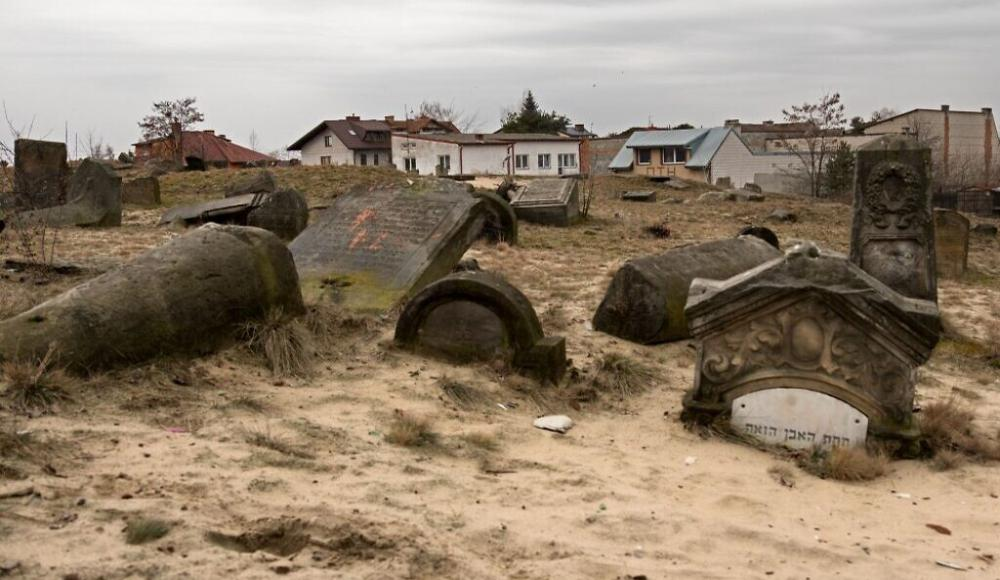 Еврейские кладбища Польши уничтожили поляки, а не нацисты