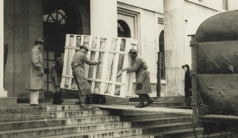 После жизни. О судьбе украденных нацистами произведений искусства