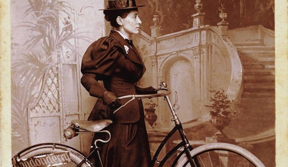 Энни Лондондерри – вокруг света на велосипеде