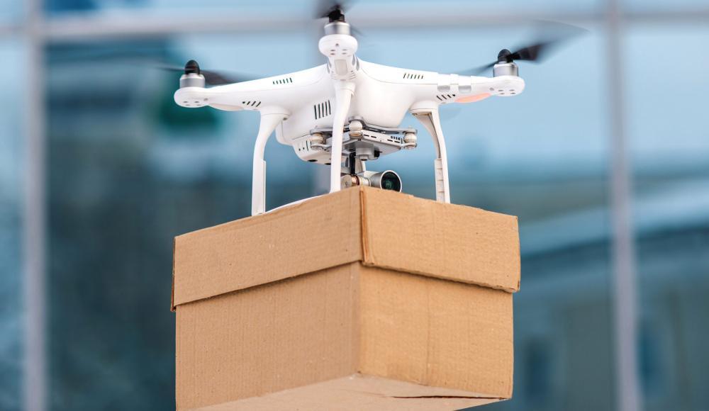 В Израиле запущен эксперимент по доставке еды и лекарств дронами