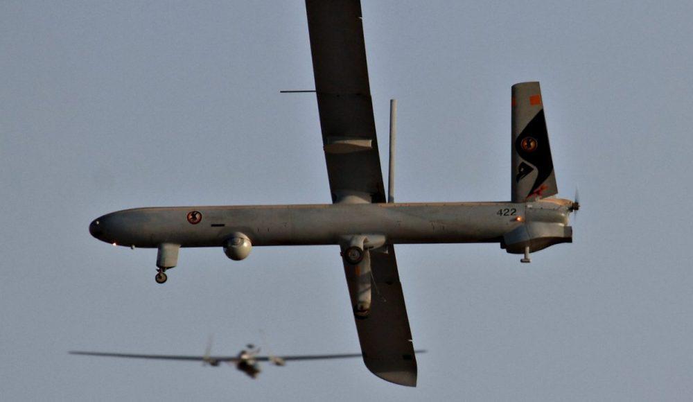 Армия ФРГ осваивает израильские дроны