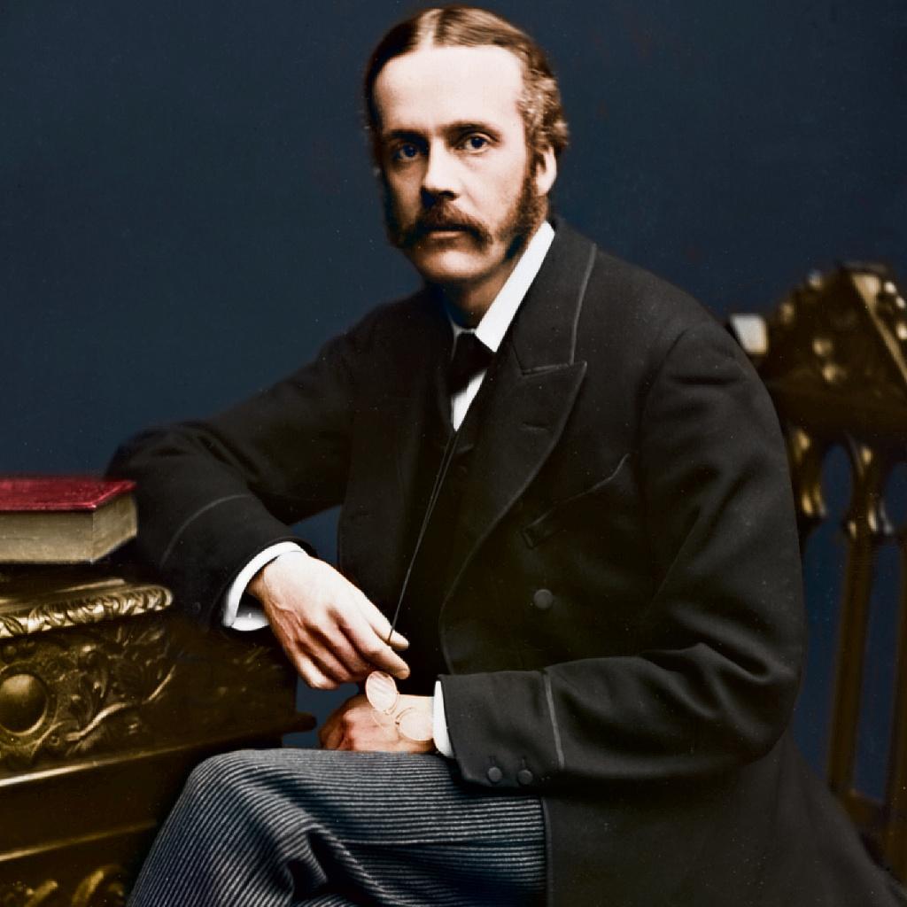 Лорд Артур Джеймс Бальфур, человек, стоящий за декларацией (Фото Getty Images).jpg