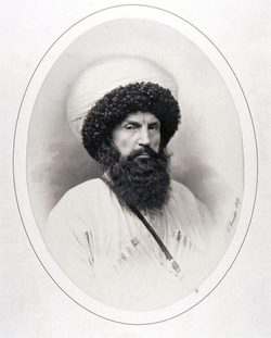 Имам Шамиль (1797—1871)