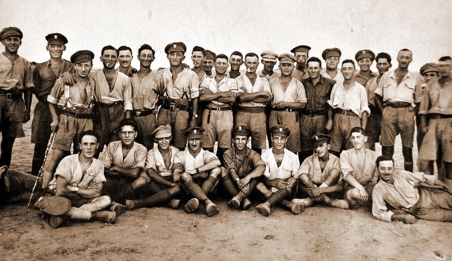 Еврейские солдаты в Галлиполи www.europeana1914–1918.eu.jpg