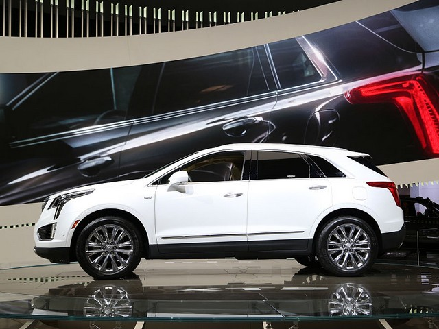 Cadillac XT5. Фото: Д.МакНью / Getty Images