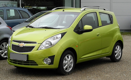 Chevrolet Spark – 79.000 шекелей. Фото: Cursorinfo.co.il