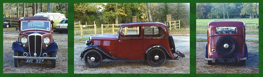 стандард 1935года, Англия.JPG