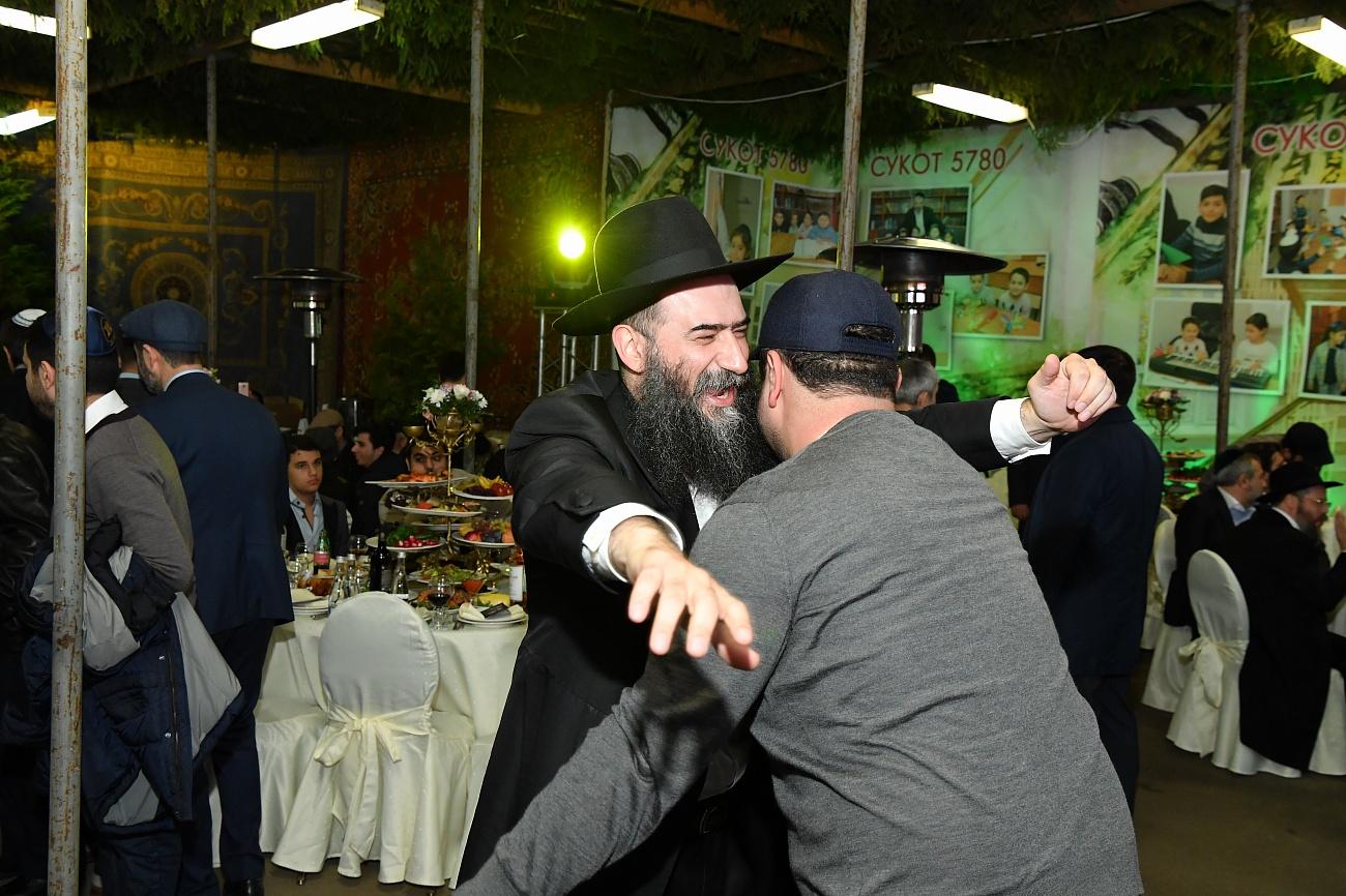 Открытка горский еврей